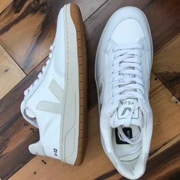 Womens Veja Sneakers V2 Bmesh White